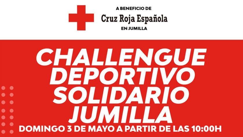 I Challenge Solidario Deportivo Jumilla a beneficio de la Asamblea Local de Cruz Roja