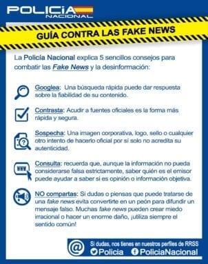 Consejos para combatir las noticias falsas y bulos