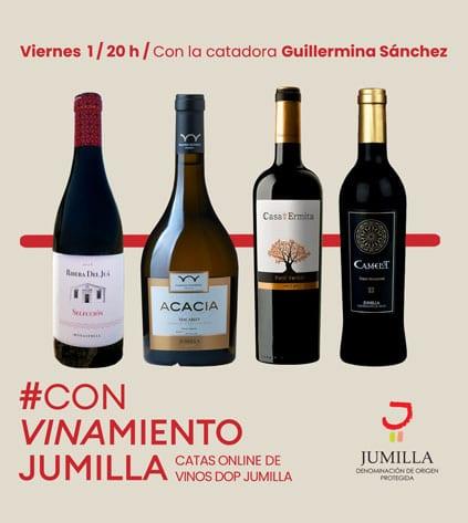 El próximo viernes con Guillermina Sánchez