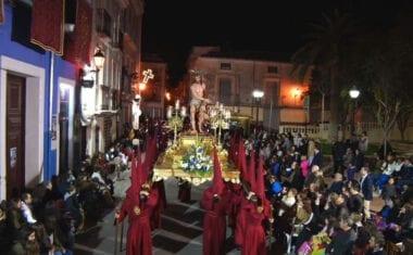 Jumilla celebra su primera Semana Santa de Interés Turístico Internacional