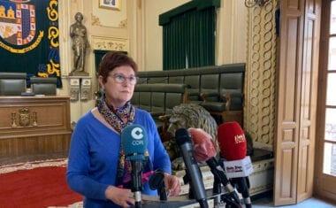 Nueva comparecencia de la alcaldesa para actualizar las acciones del Ayuntamiento frente al coronavirus