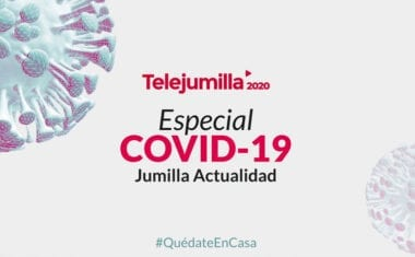 """Programa """"Especial COVID-19: 40 días de confinamiento"""" en Telejumilla"""