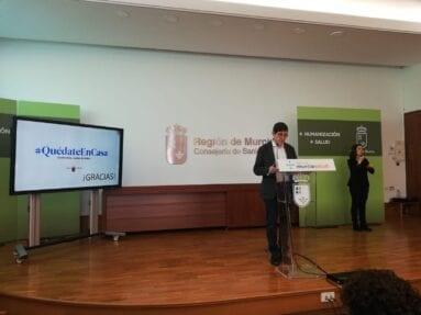 Rueda de prensa Manuel Villegas 4 de abril