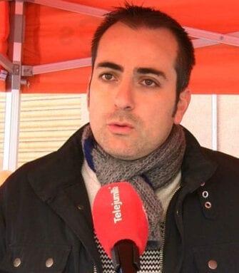 Ginés Pedro Toral, portavoz del Grupo Mixto