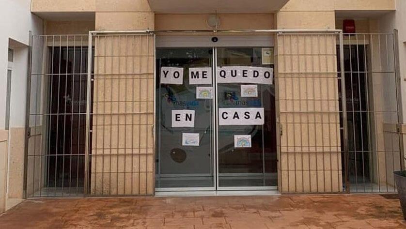 El Servicio Murciano de Salud realizó pruebas del Covid-19 a todos los usuarios de Aspajunide