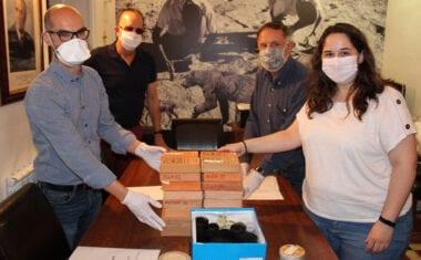 El Ayuntamiento va a restaurar el archivo fotográfico de José Antonio Tomás