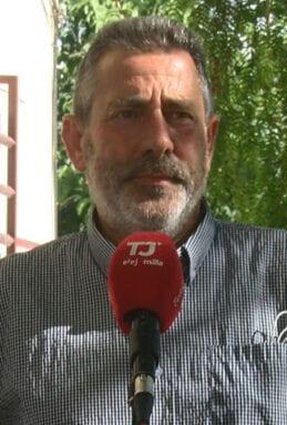 Antonio Moreno, responsable de Agricultura y Agua de UPA Región de Murcia
