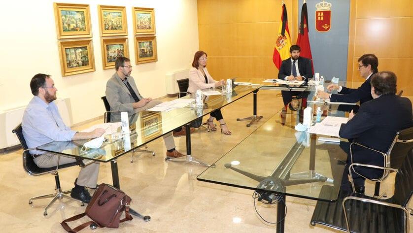 El Gobierno regional constituye un comité para el seguimiento de la evolución de la pandemia