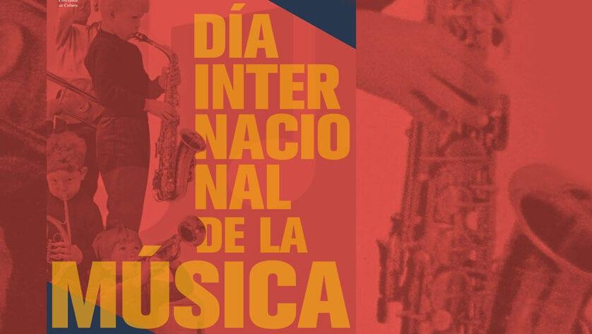 Jumilla celebrará el Día de la Música con actividades online de los colectivos musicales