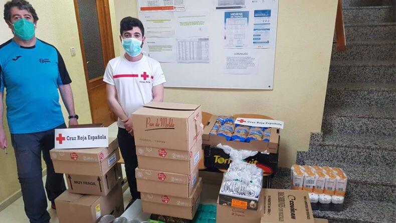 El Grupo Hinneni también ha colaborado con Cruz Roja Jumilla