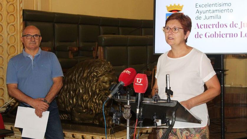 El Ayuntamiento adquiere la casa colindante al solar municipal donde se pretende ubicar el legado de Marín Padilla