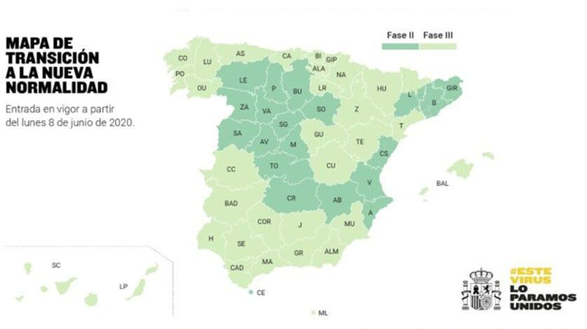 Se publican las medidas de flexibilización para los territorios en Fase 2 y Fase 3