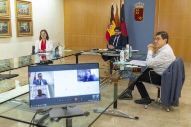 El Gobierno regional solicita el pase a la Fase 3