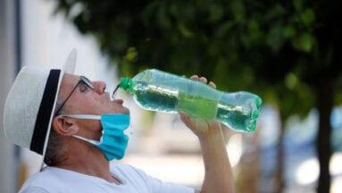 Beba líquidos con frecuencia