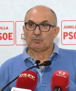 Juan Gil, portavoz del Equipo de Gobierno
