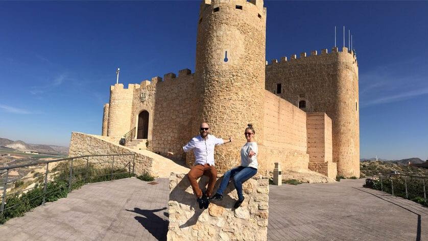 La app 'Jumilla en realidad virtual' será un nuevo aliciente para los turistas