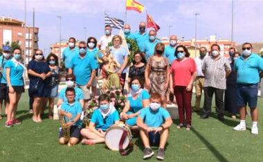 Los actos en honor a San Cristóbal se reducen a su mínima expresión