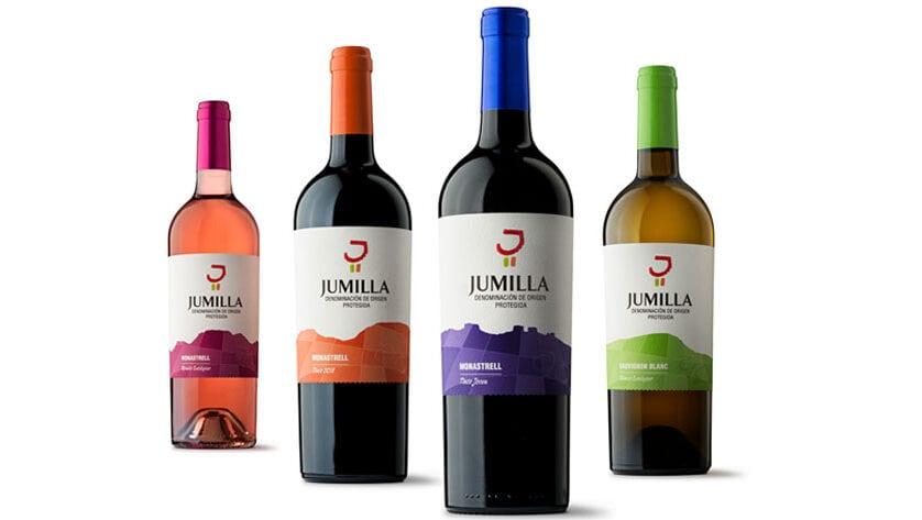 Nueva imagen para el vino promocional de la DOP Jumilla