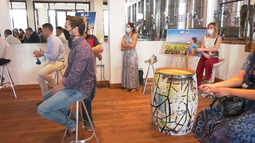 Presencia de Ruta del Vino de Jumilla y el Consejo Regulador DOP Jumilla