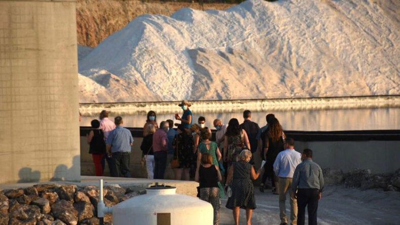 Visita guiada a las Salinas de la Rosa