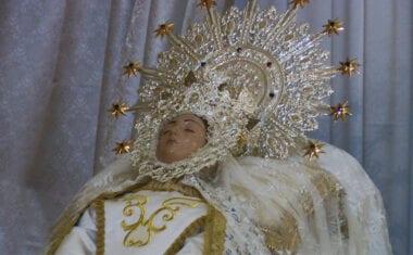 La solemnidad de la Patrona, Nuestra Señora de la Asunción, comenzará con una eucaristía