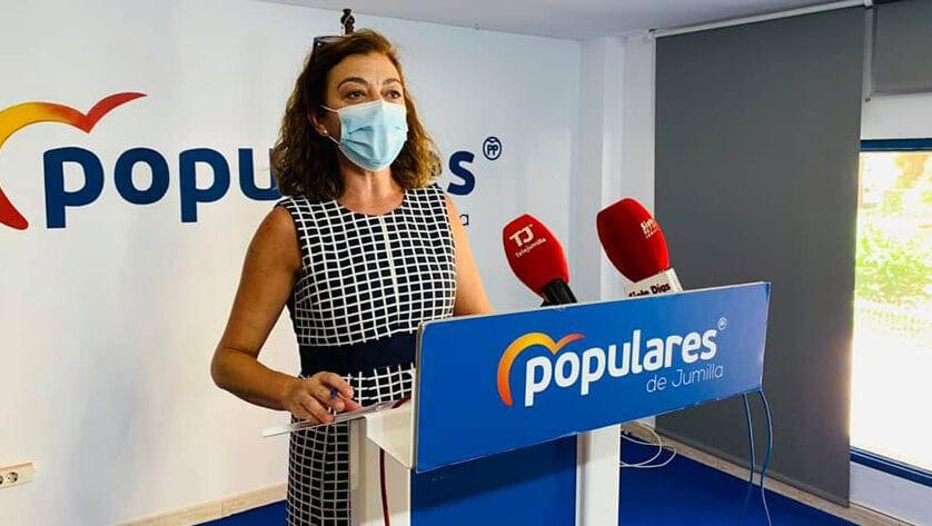 """El PP afirma que """"No vamos a consentir que el equipo de Gobierno anteponga sus intereses partidistas a los de los ciudadanos de Jumilla"""""""