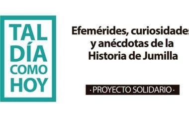 El proyecto solidario 'Tal día como hoy en Jumilla' culminará con la publicación de un libro