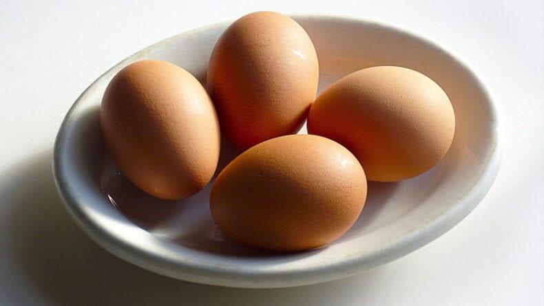 Especial cuidado con los huevos y las elaboraciones que lo contienen