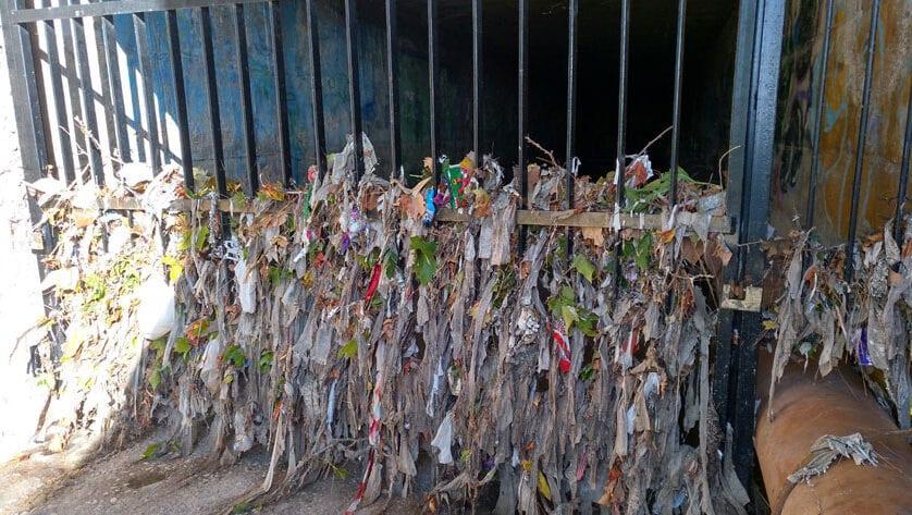 IU Verdes Jumilla afirma que el problema de las aguas pluviales no se ha solucionado