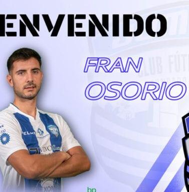 Fran Osorio, portero del Club Vinos DOP Jumilla FS