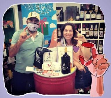#FamiliaJumilla, Alacena de la Vega