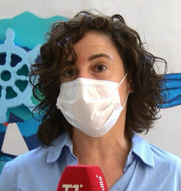 Antonia María Ruiz, directora pedagógica del CC Santa Ana