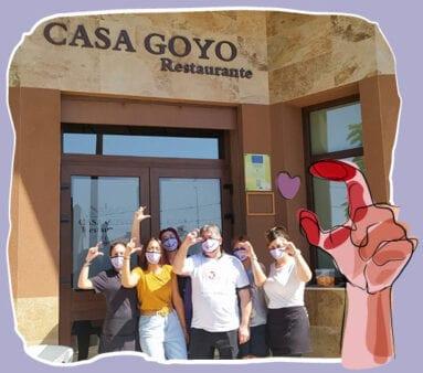 #FamiliaJumilla, Casa Goyo