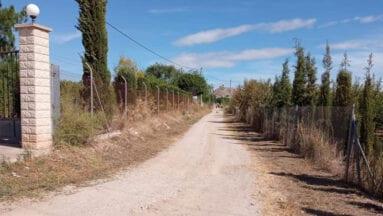 Desbroce de caminos por la Concejalía de Agricultura
