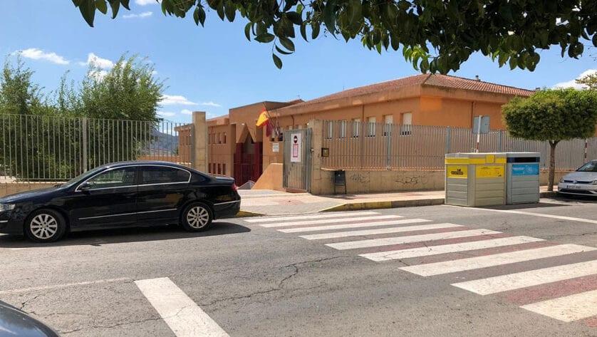 Ciudadanos Jumilla registra una instancia en la que solicita al Ayuntamiento varias medidas para una vuelta a las aulas más segura
