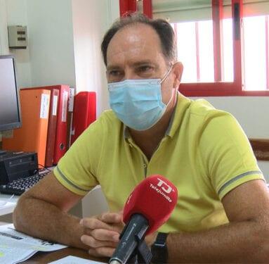 Francisco Bleda, director del CEIP Carmen Conde