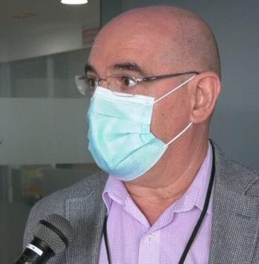 Francisco Soriano, Gerente del Área V de Salud Jumilla-Yecla