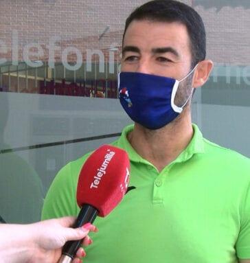 Jesús Guardia, director deportivo del Jumilla Atlético CF
