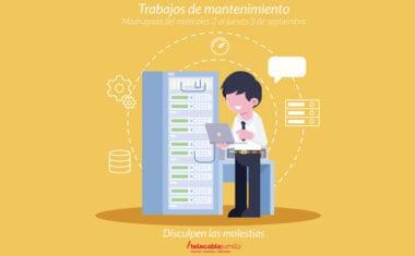 Labores de mantenimiento en los equipos de Telecable