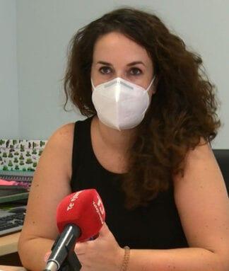 Noelia Tomás, directora del CEIP Príncipe Felipe