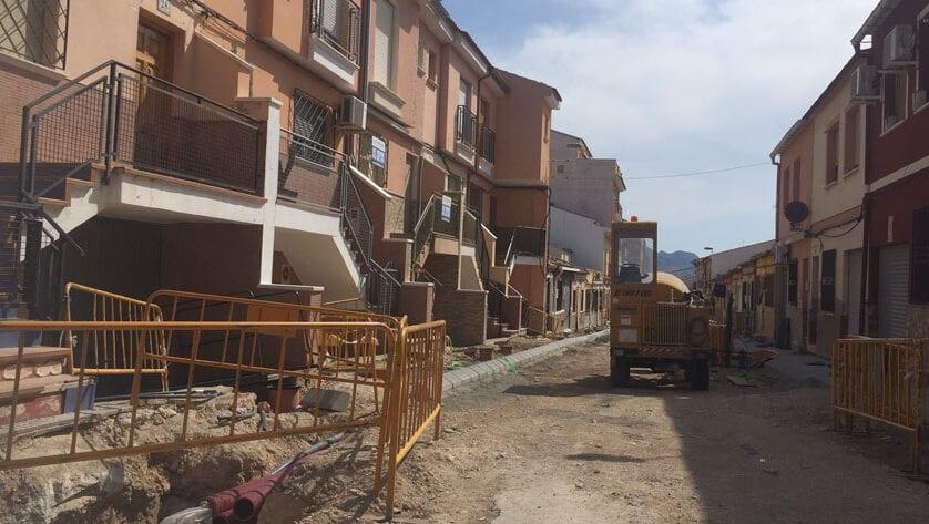 El Ayuntamiento tiene en marcha obras por valor de más de 2 millones de euros