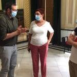 Reunión en el Ayuntamiento de Jumilla para analizar la evolución del rebrote COVID19 en el municipio