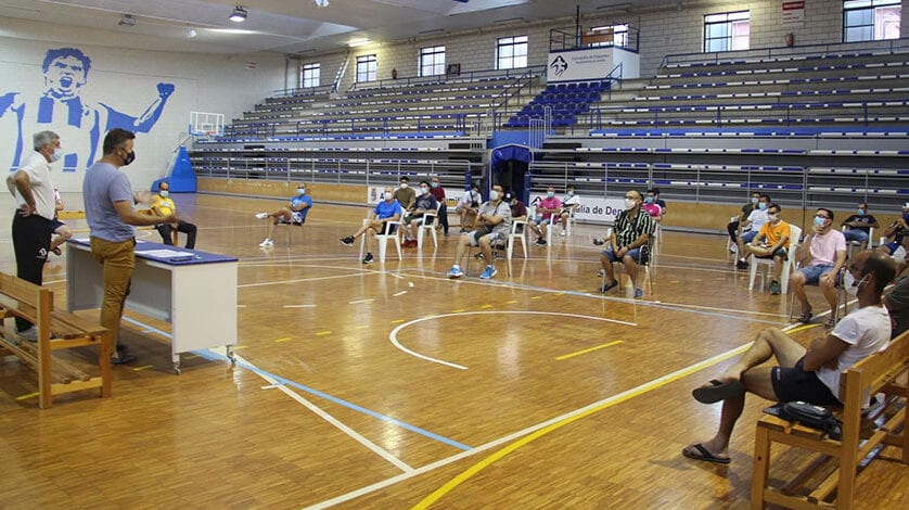 La Concejalía de Deportes da por finalizada la Liga Local de Fútbol Sala 2019/20