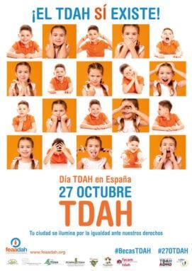 27 de octubre, día del TDAH en España