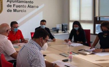 REDERMUR se reúne para renovar sus cargos y analizar la situación del desarrollo rural en la Región de Murcia
