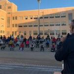 Recepción presencial a 1º ESO en el Instituto Arzobispo Lozano