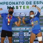 Doble Campeonato de España Máster para Álex Barrón