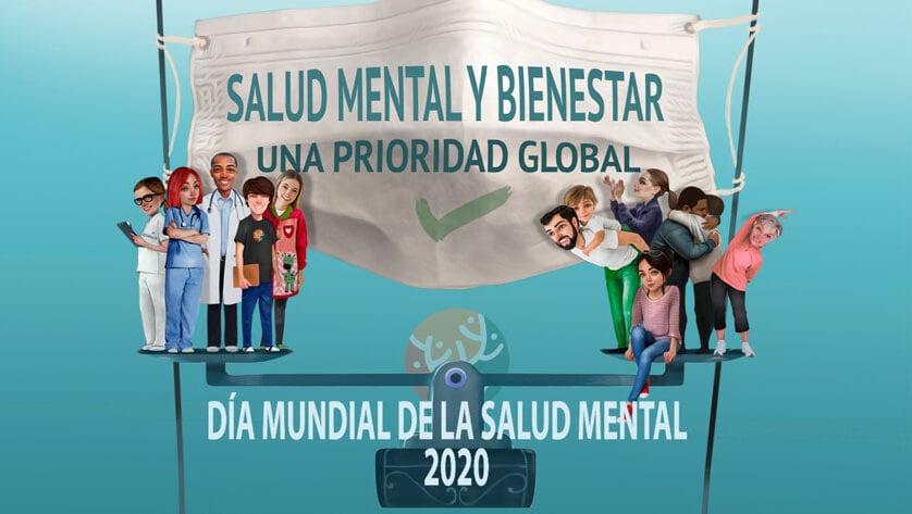 La inversión y el acceso a unos mejores recursos en Salud Mental, claves en el Día Mundial 2020