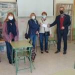 Alumnos del IES Arzobispo Lozano realizan un proyecto a beneficio de la Asociación Española Contra el Cáncer de Jumilla