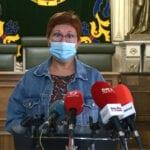 La Alcaldesa de Jumilla se encuentra en cuarentena tras ser contacto estrecho con un positivo